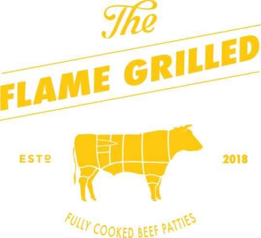 Flame grilled beef